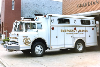 Squad 10 was a 1972 Ford C/Swab.