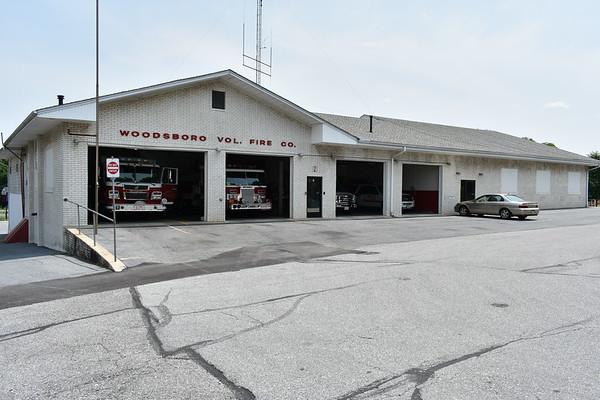 Woodsboro, Maryland Station 16 - Frederick County