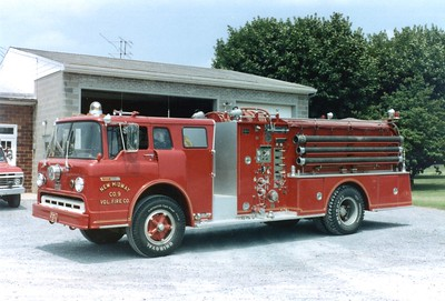 Engine 93 was a 1970 Ford C/Oren, 750/1000.