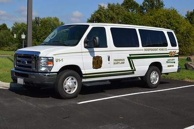 Utility 1-1 is a 2008 Ford E-350.