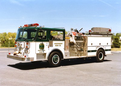 Engine 12 was a 1984 Seagrave HB30DF, 1000/500, sn- R79447.  Sold to Hillendale, Maryland, in 1995.  Sold to Mooresburg, Tennessee.  Sold to Lakeview VFD in Rigersville, Tennessee.  Totaled in an accident in 2010.