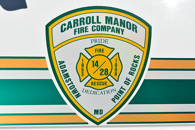 Carroll Manor Fire Company - Frederick County Station 14 (Adamstown, MD) and Station 28 (Point of Rocks, MD).