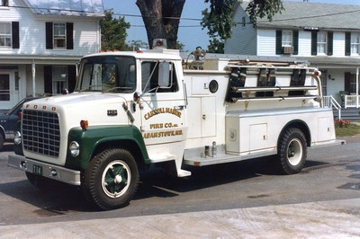 Tanker 14 was a 1973 Ford/Shankle, 250/1500.