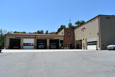 Libertytown, Maryland - Station 17 in Frederick County.
