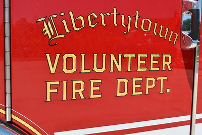 Libertytown VFD - Frederick County, MD.