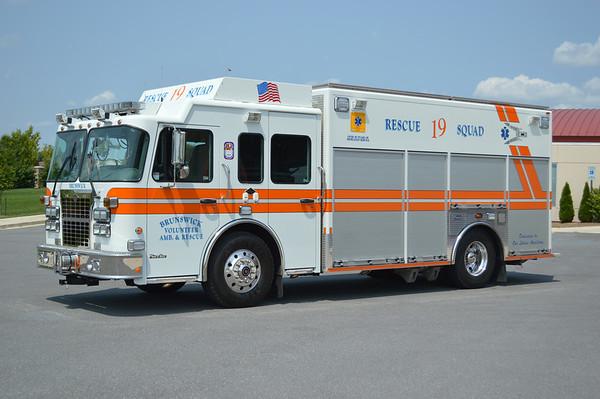 Station 19 - Brunswick Rescue