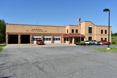 Urbana, Maryland - Frederick County Station 23.
