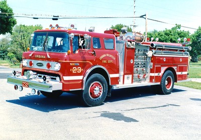 Engine 232 was a 1980 Ford C/E-One, 1000/750.  Sold to Graceham, Maryland, in 1996.