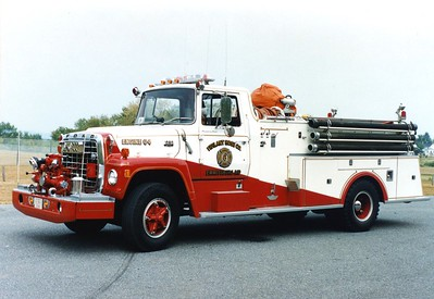 Engine 64 was this 1971 Ford 900/American, 750/1000, sn- 3249-3-1971.  Donated to Pine Mountains, Arkansas, in 2000.