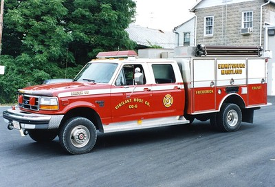 Brush 66 was a 1994 Ford Super Duty XLT/S&S, 500/250.