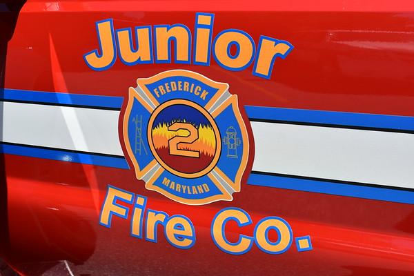 Junior Fire Company, Frederick, Maryland