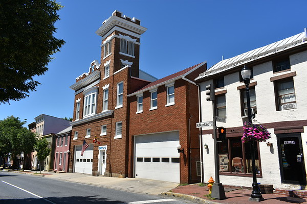 Junior Fire Company in Frederick, Maryland.