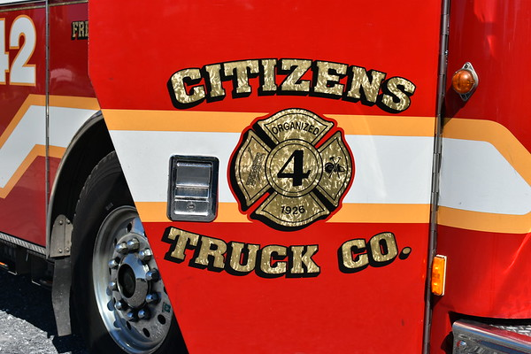 Citizens Truck Company, Frederick, Maryland.
