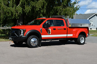 Utility 48 is somewhat deceiving as it is equipped with a 500/200/10 skid unit in the rear.  2018 Ford F450 4x4.