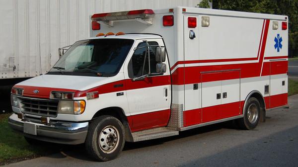 """Former Ambulance 991"""
