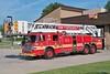 Montgomery County FD - Gaithersburg Truck 708: 2007 Pierce Dash 100'