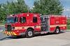Montgomery County FD - Rockville Engine 731: 2008 Spartan/Crimson 1500/750/25/25