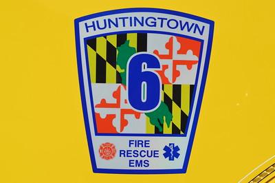 Huntingtown, Maryland - Calvert County Station 6.