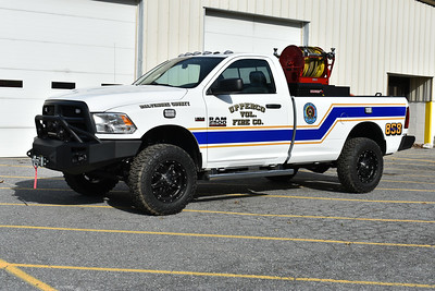 Upperco Brush 858 is this 2017 Dodge Ram 2500 with a 2014 CET 100/100 skid package.