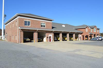 Huntingtown, Maryland - Calvert County Station 6,  November of 2015.