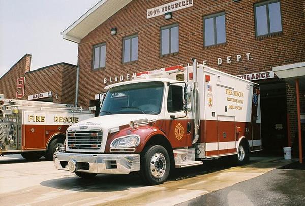 """""""Ambulance 809"""""""