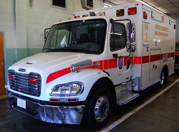 """""""Paramedic Ambulance 805"""""""