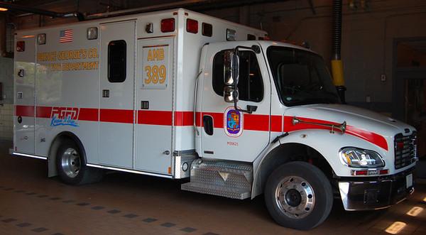 """""""Ambulance 838"""""""
