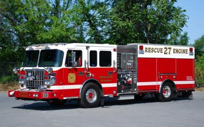 Morningside Vol. Fire Department
