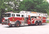 Bowie Tower 43: 1991 Mack CF/Saulsbury/Baker/2003 Interstate refurb 95'<br /> x-FDNY TL33, 107