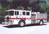 Prince Georges County FD - Capitol Heights Engine 51: 2001 Seagrave 1250/500
