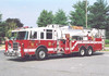 Bowie Tower 39: 2003 Pierce Dash refurb/1990 Baker 95'<br /> x-FDNY TL153