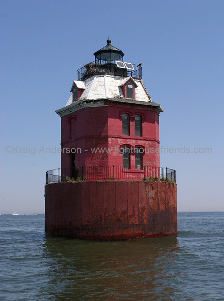 Sandy Point Shoal Lighthouse