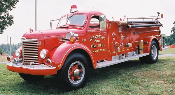 """""""Parade Engine 71"""""""