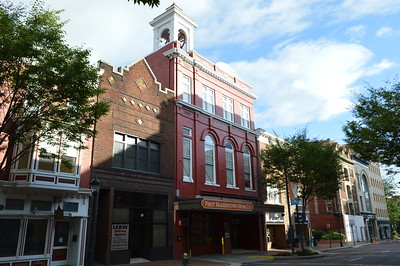 Hagerstown, Maryland Engine 1 (First Hose Company) also operates a department museum.
