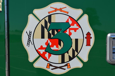 Hagerstown, Maryland Engine 3 - Independent Junior Fire Company.