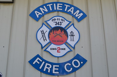 Antietam Fire Company - Hagerstown, Maryland Engine 2.
