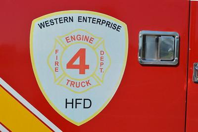 Western Enterprise Fire Company - Hagerstown, Maryland.