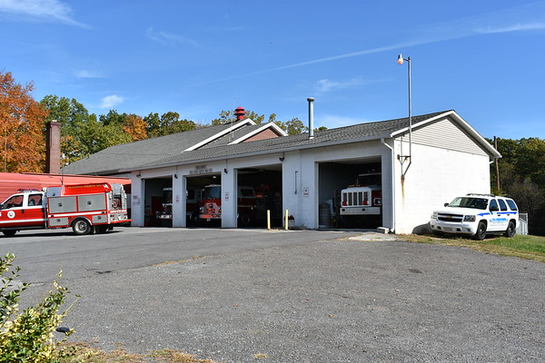 Orleans, Maryland - Station 43 in Allegany County