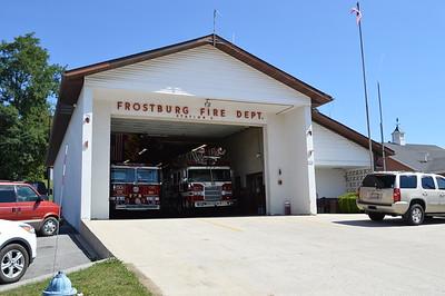 Frostburg, Maryland Station 2 - Allegany County.
