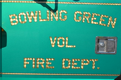 Bowling Green Volunteer Fire Department - Allegany County Station 8.