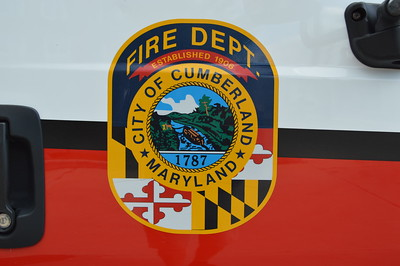 City of Cumberland, Maryland.