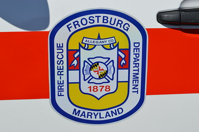 Frostburg, Maryland - Allegany County Station 16.