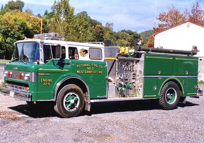 Engine 22-11 was this 1982 Ford C/Grumman, 1000/750, sn- 16779.  Sold to Geneva, Georgia, in 2003.