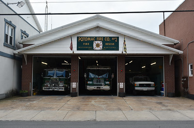 The Potomac Fire Company No. 2 of Westernport, Maryland - Allegany County.