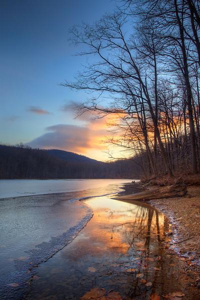 Cunningham Falls State Park, Maryland