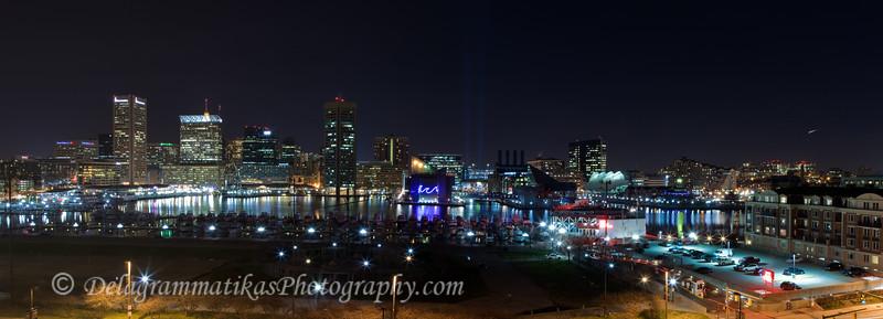 20111208_Baltimore Inner Harbor
