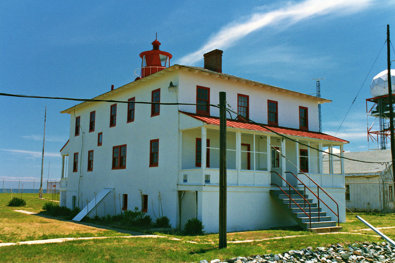 James was succeeded by his daughter Ann Davis.  She would be the first of 3 female keepers at Point Lookout. Ann was appointed on the condition that 'she could not sell liquor on lighthouse grounds'.  Ann received several commendations during her service and she kept the light until her death in 1847.