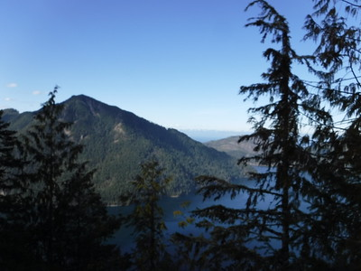 Marymere Falls and Storm King Trail, off Lake Crescent - March 11, 2018