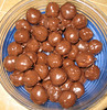 Mary's Chocolate Dipped Peanut Butter balls