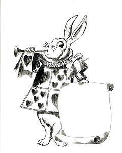 Rabbit 8X10
